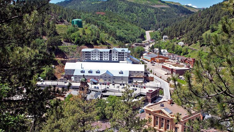 Deadwood Mountain Grand - A Holiday Inn Resort