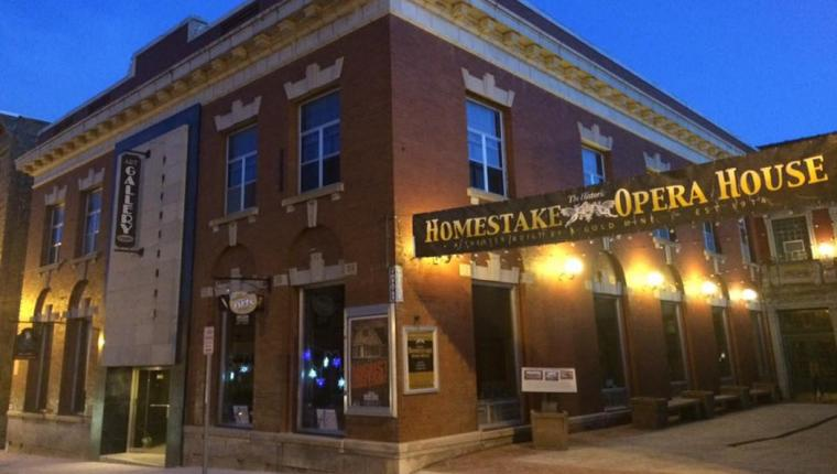 Homestake Opera House