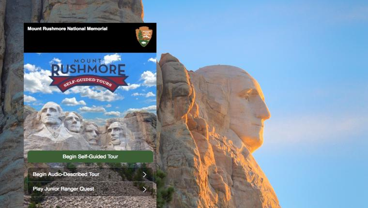Mount Rushmore Self-Guided Tour & Bookstores
