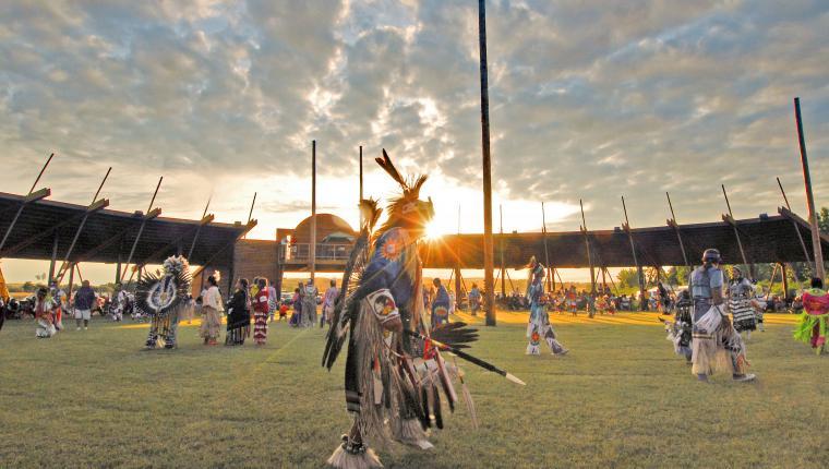 Oglala Lakota College Historical Center