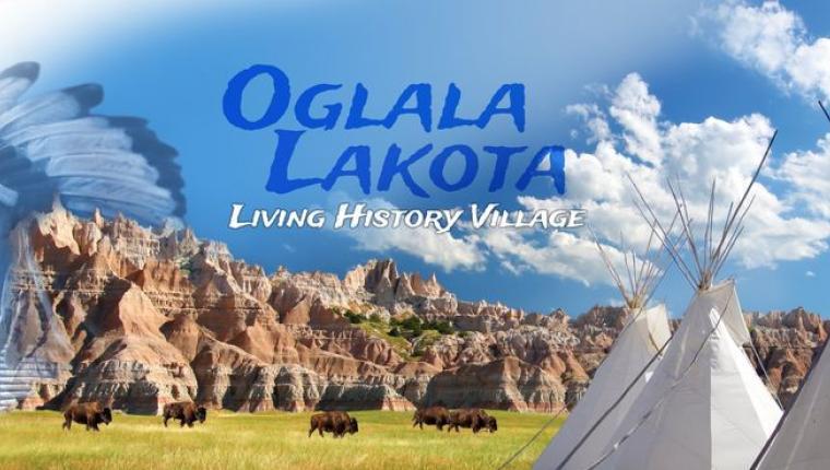 Oglala Lakota Living History Village