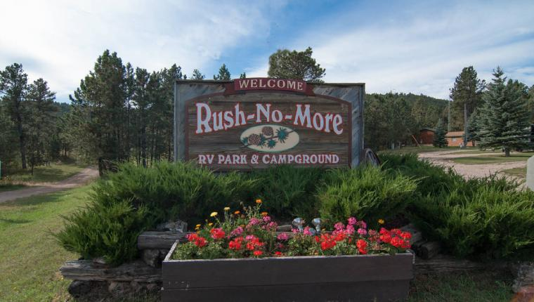 Rush No More RV Park & Campground