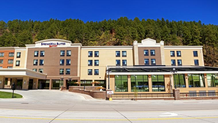 SpringHill Suites at Cadillac Jack's Gaming Resort*