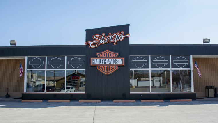 Sturgis Harley-Davidson ®