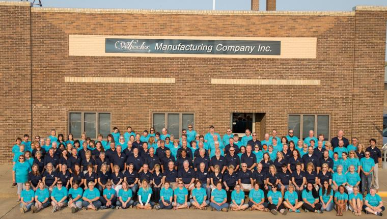 Wheeler Manufacturing Co. Inc.