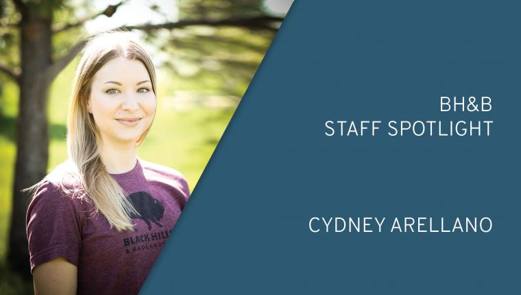 BH&B Staff Spotlight: Cydney Arellano