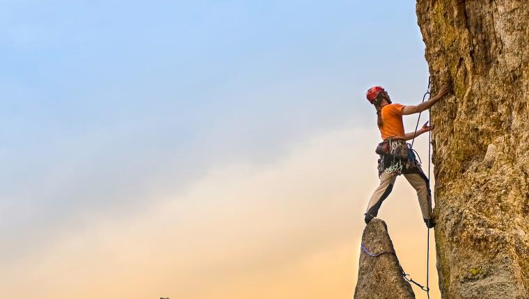 Rock & Ice Climbing
