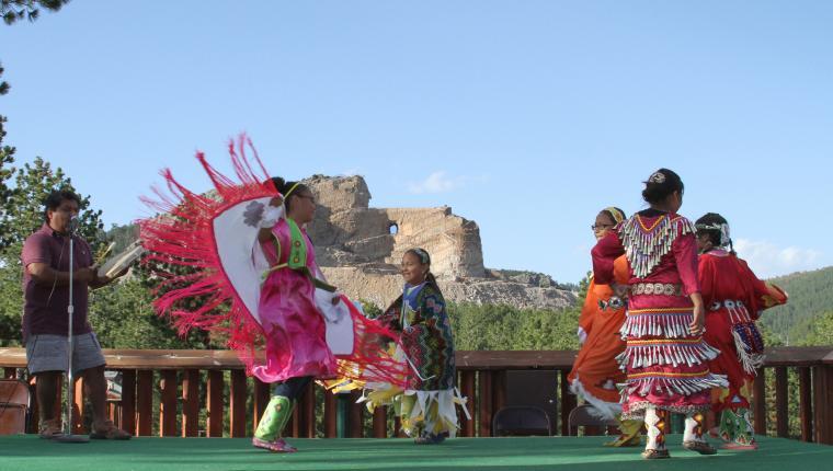 Native American Day | Crazy Horse Memorial