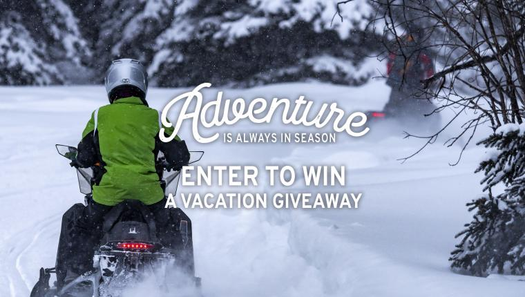 Great Escape Vacation Giveaway