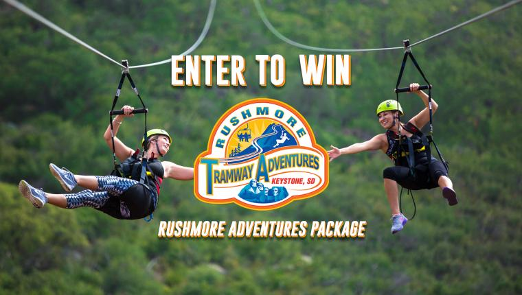 Rushmore Adventures Package