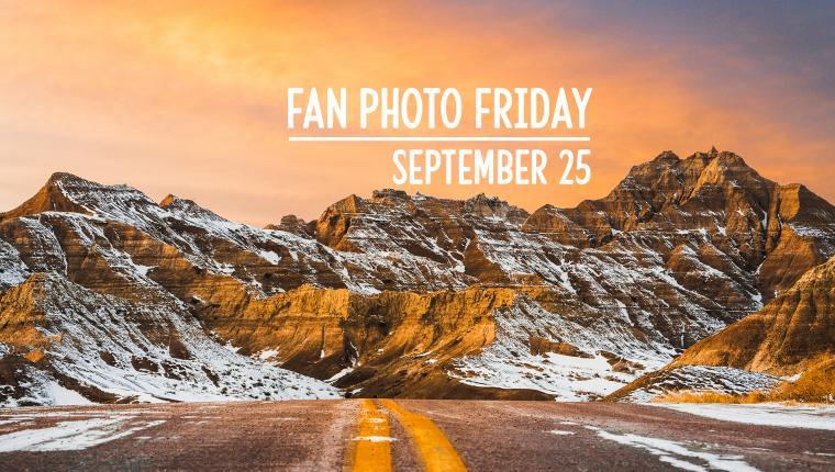 Fan Photo Friday | September 25, 2020
