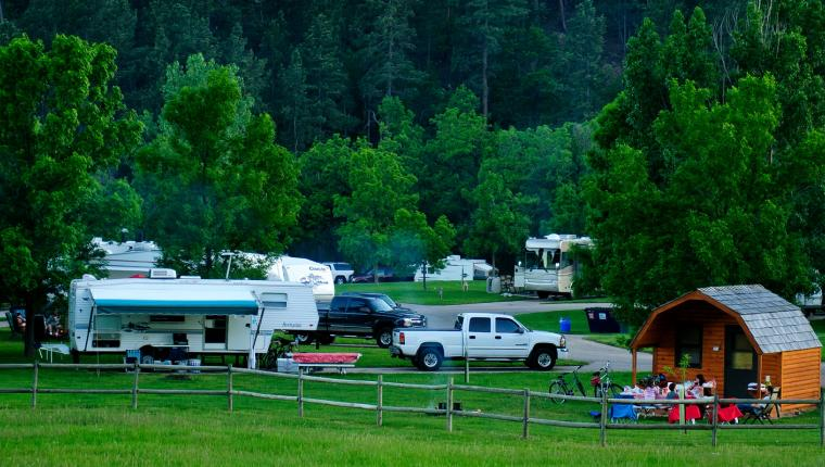 Black Hills Family Camping