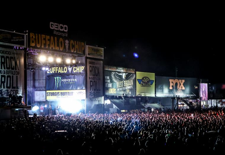 Concerts You Have to See at the 80th Sturgis Motorcycle Rally