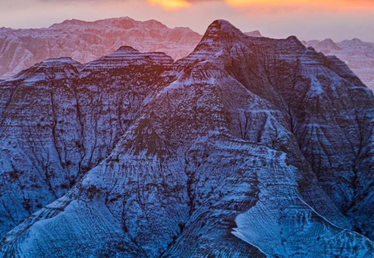 The 5 Most Remarkable Photos of the Black Hills and Badlands in December 2019