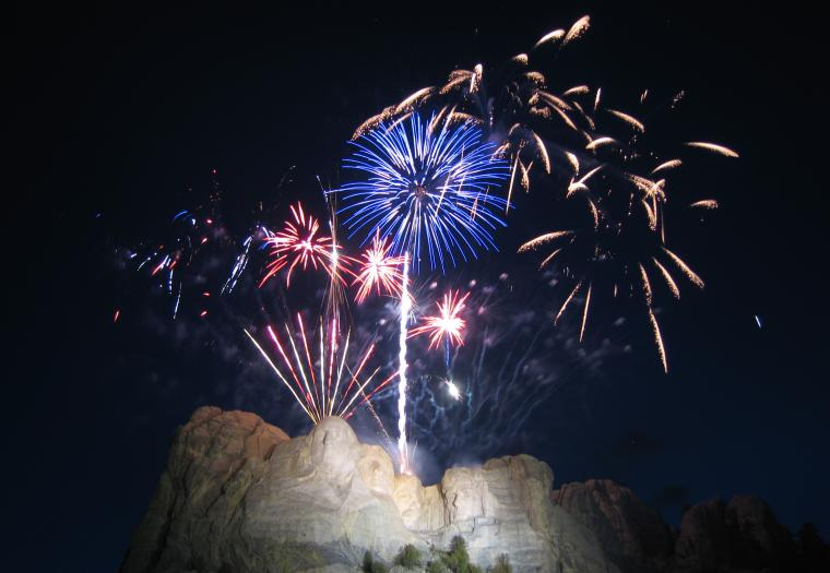 The Best and Brightest 4th of July Events in the Black Hills