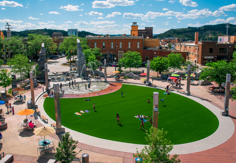 Do Big Things at Rapid City's Main Street Square