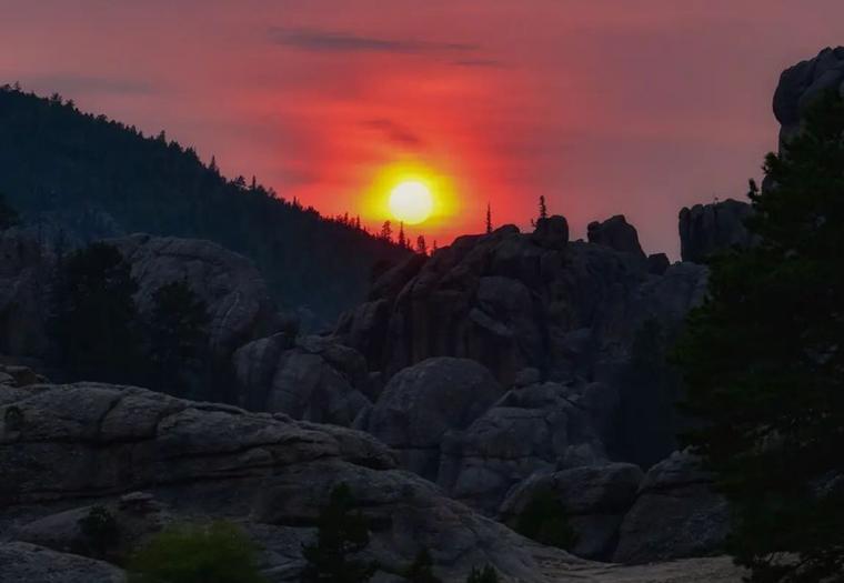 The 5 Most Remarkable Photos of the Black Hills and Badlands in August 2021