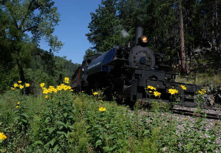 1880 Wine Express Train