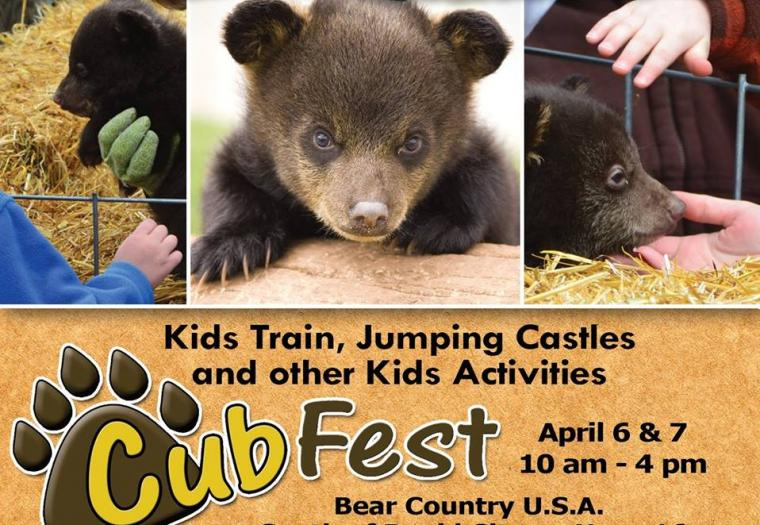 CubFest at Bear Country — Cancelled