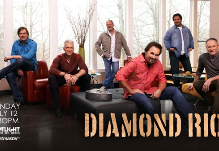 Diamond Rio at The Deadwood Mountain Grand