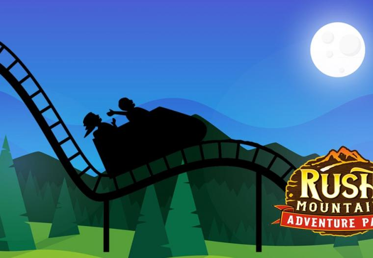 Night Rides at Rush Mountain