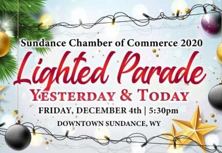 "Sundance ""Yesterday & Today"" Lighted Parade"