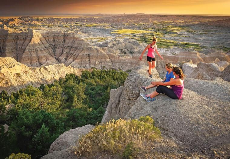 How to Spend 3 Absolutely Amazing Days in the Wall Badlands Area | Itinerary