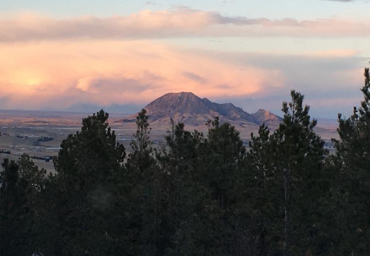 Bear Butte Beauty