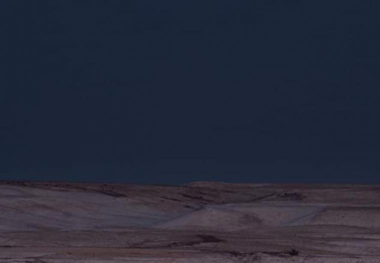 Harvest Moonlit Peaks