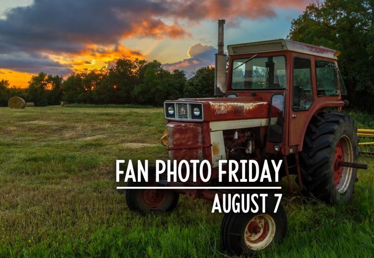 Fan Photo Friday | August 7, 2020