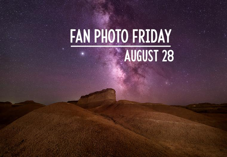 Fan Photo Friday | August 28, 2020