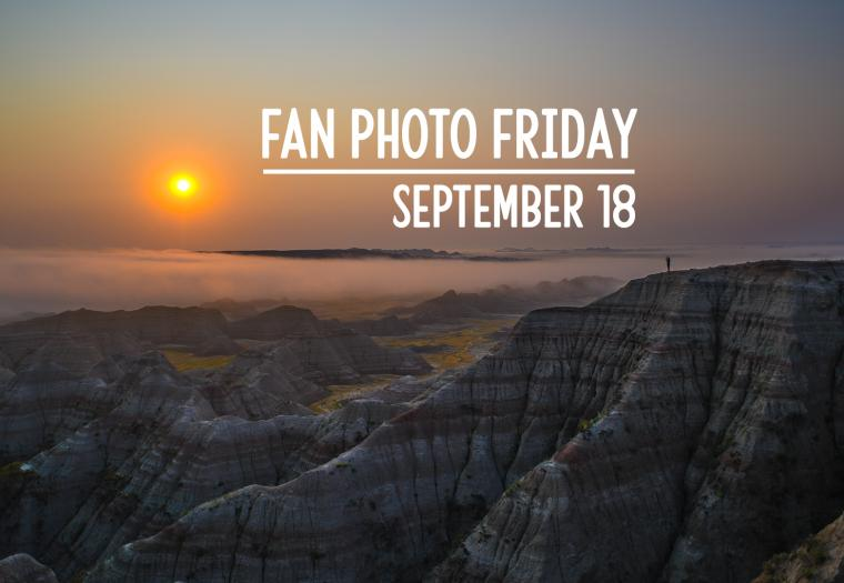 Fan Photo Friday | September 18, 2020