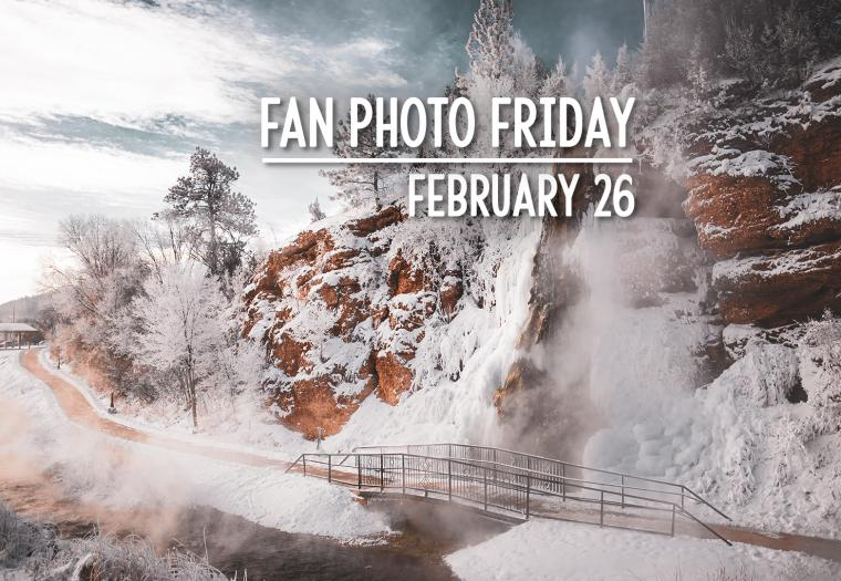 Fan Photo Friday   February 26, 2021