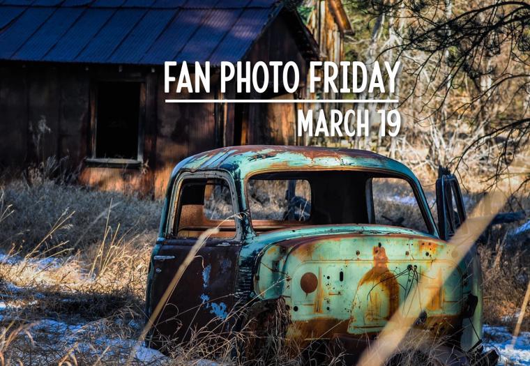 Fan Photo Friday | March 19, 2021
