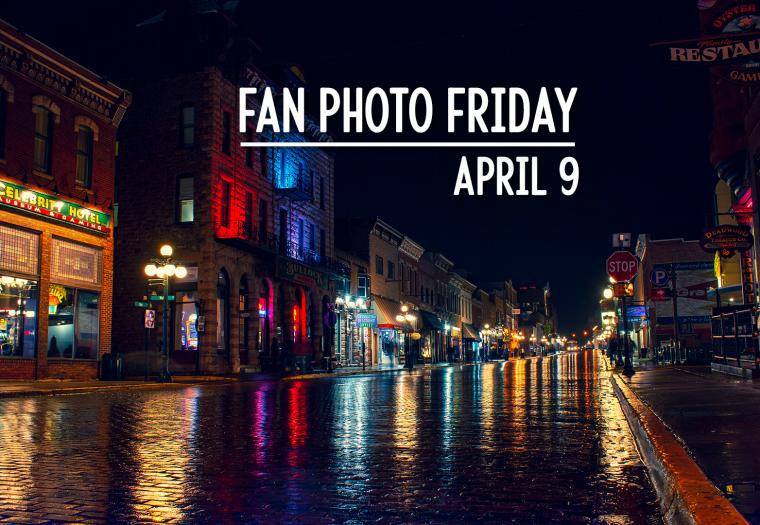 Fan Photo Friday | April 9, 2021