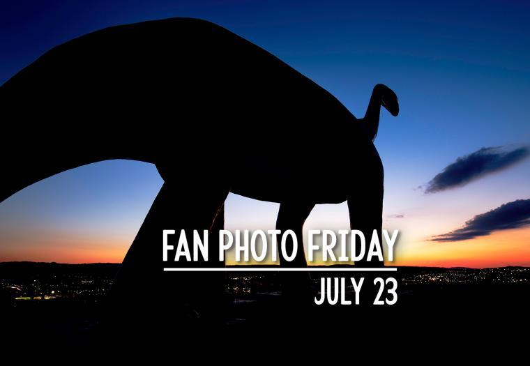 Fan Photo Friday | July 23, 2021
