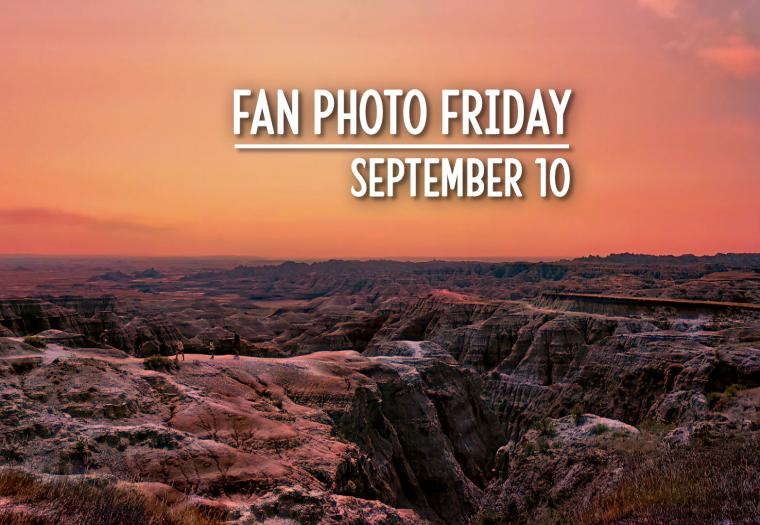 Fan Photo Friday | Sept. 10, 2021