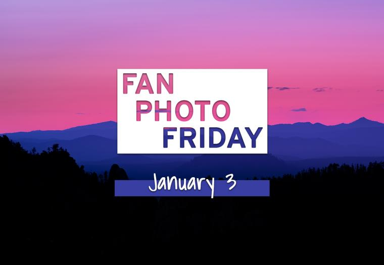 Fan Photo Friday | Jan. 3, 2020