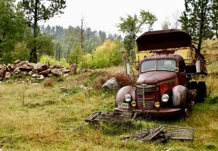 Tales of a Truck in the Hills, Pt. 1