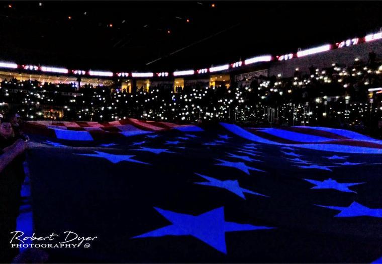 Stars and lights