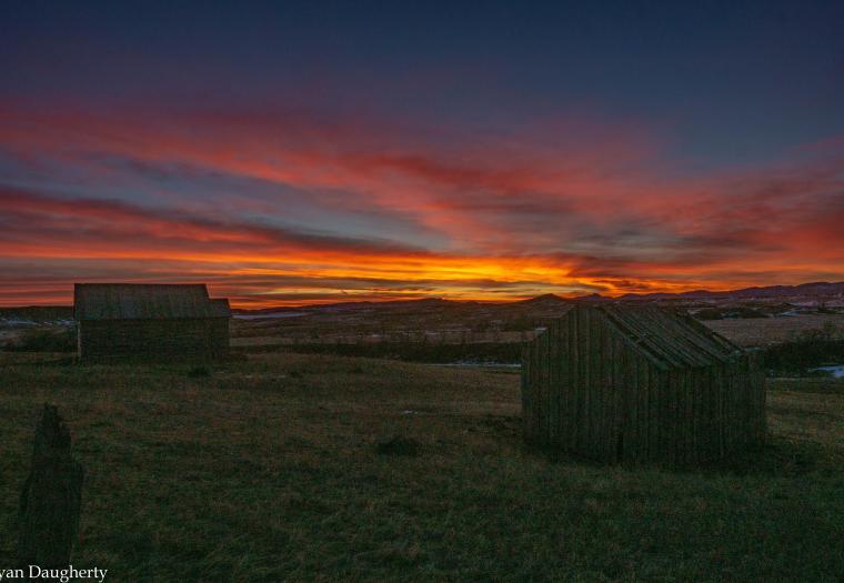 Solstice Sunrise