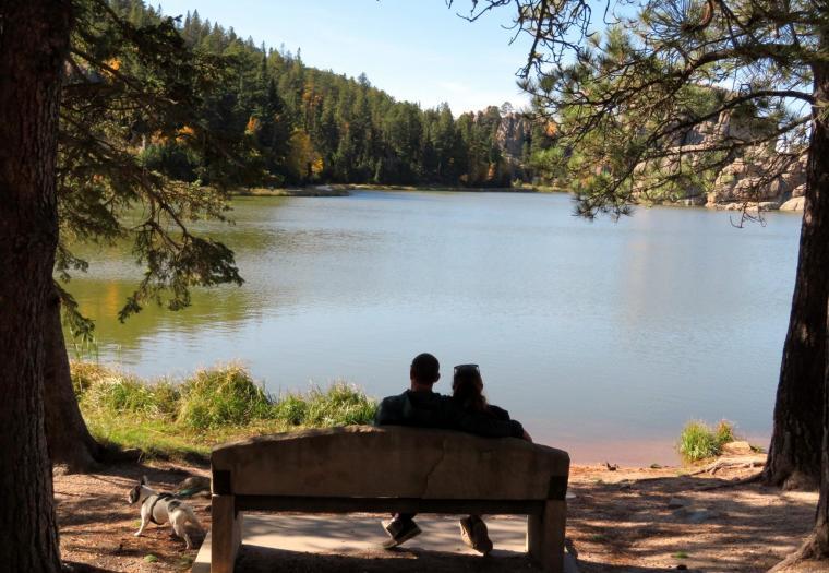 Serenity on Sylvan Lake