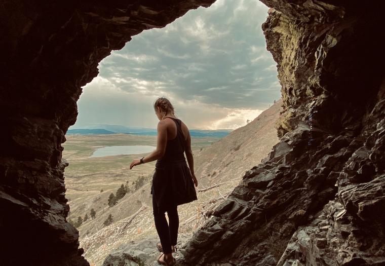 Bear-Free Cave