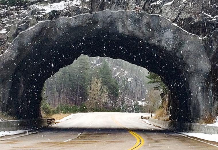 Tunnel to Keystone