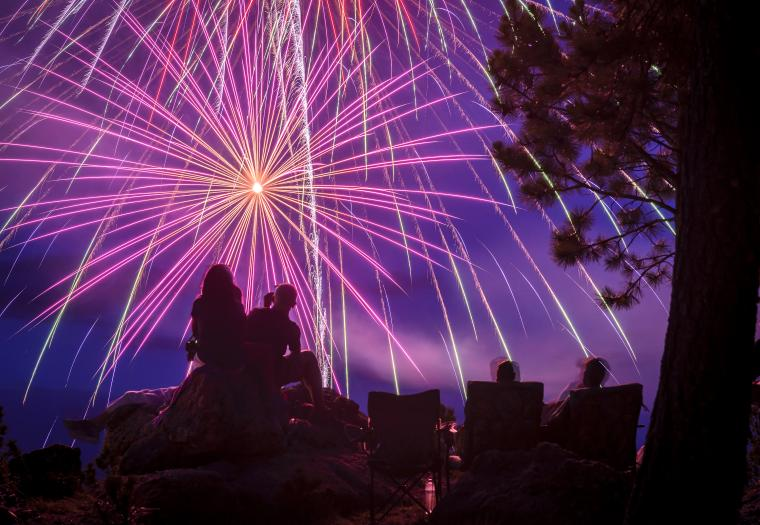 Fourth of July in the Black Hills